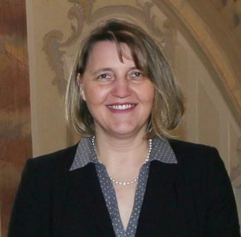 Frau Bürgermeisterin Alexandra Scherer